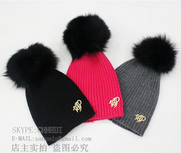 Knitting Eastern European Style : Women hats winter brand for femal skullies european