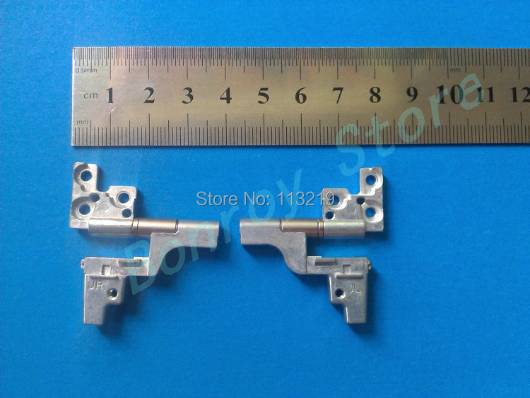 Genuine wholesale Price For Dell D620 D630 Notebook Lcd Screen Hinges Kit 100% New (10 pairs/Lot)(China (Mainland))