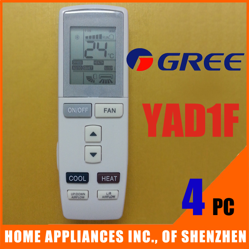Гаджет  GREE Air Conditioner Remote Control YAD1F Split Portable Air Conditioning Parts None Бытовая техника