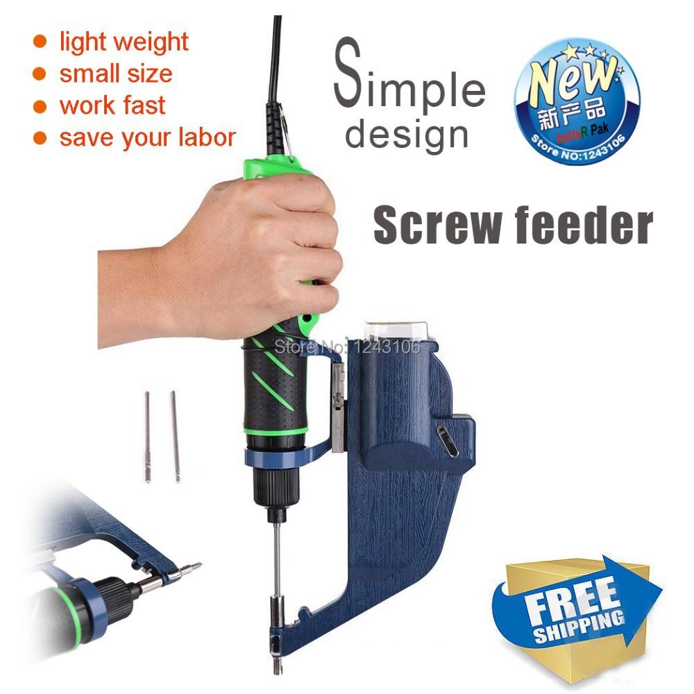 SG3.0 series Precision automatic screw feeder,high quality automatic screw dispenser,Screw Conveyor(China (Mainland))