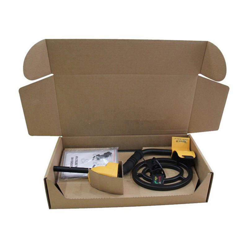MD-6250 professional underground metal detector gold detector treasure finder metal detector MD6250 gold digger treasure hunter