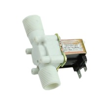 "New Arrival 1PC Electric Solenoid Valve Magnetic N/C Water Air Inlet Flow Switch 1/2""(China (Mainland))"