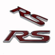 Buy 2 styles 3D Metal RS Car Sticker for Lexus ES250 RX350 330 ES240 GS460 CT200H CT DS LX LS IS ES RX GS GX-Series for $3.19 in AliExpress store