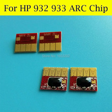 Free shipping!! ARC chip for hp932 933or for hp 932 933 for hp officejet Pro 6600 6100 6700 7110 7610