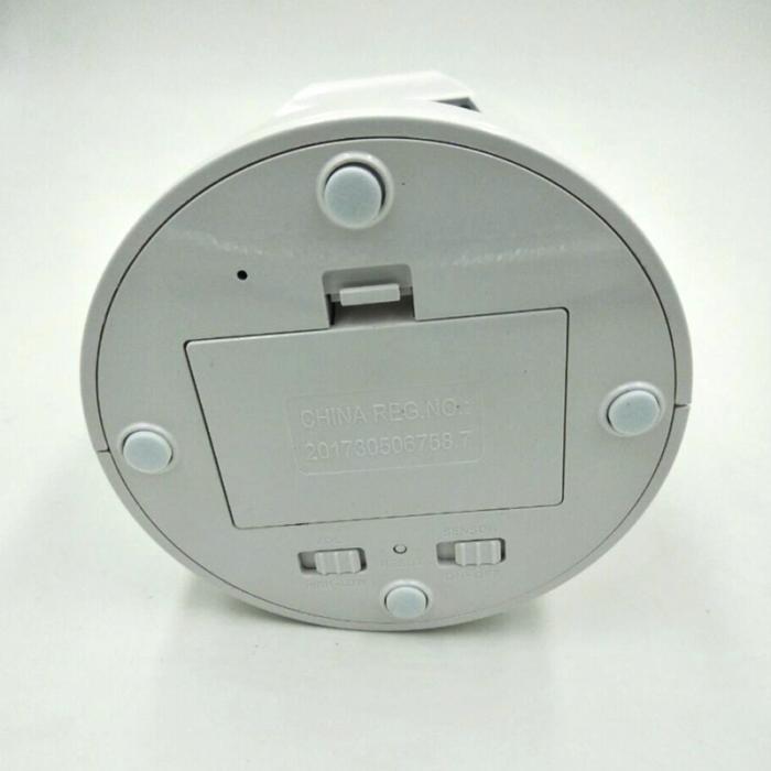 Горячая продажа голосовое управление ЖК экран часы крытый электронный цифровой
