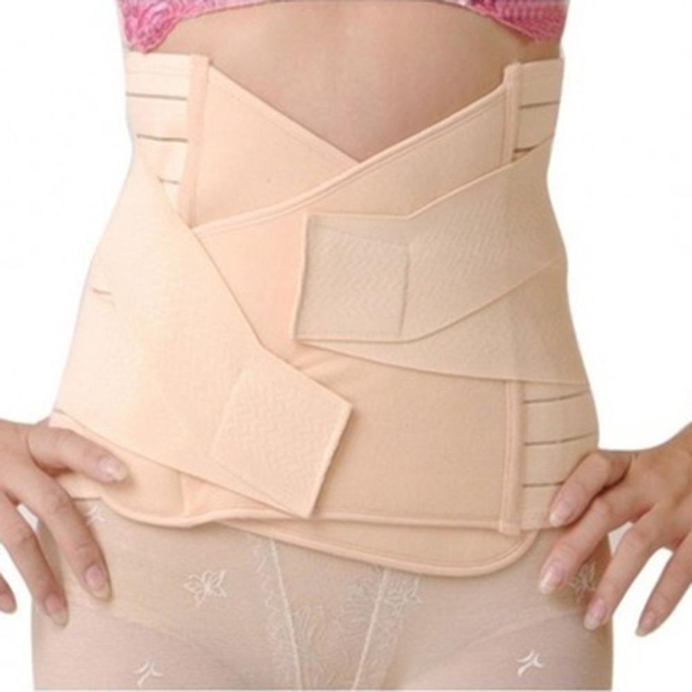 Postpartum Belly band weight loss body wrap Tummy Wrap Corset Girdle postpartum body shaper belly belt girdles(China (Mainland))