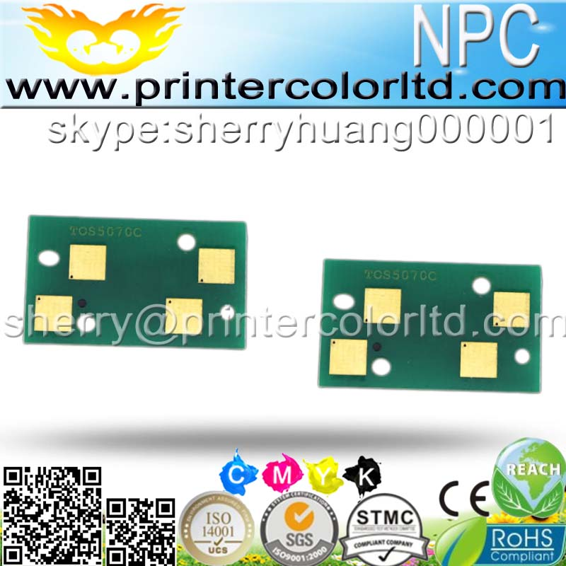 chip for Toshiba e Studio 457sd 5070-D T-5070U T-5070 T-5070-E T5070-C T 5070 U black resetter chips-free shipping<br><br>Aliexpress
