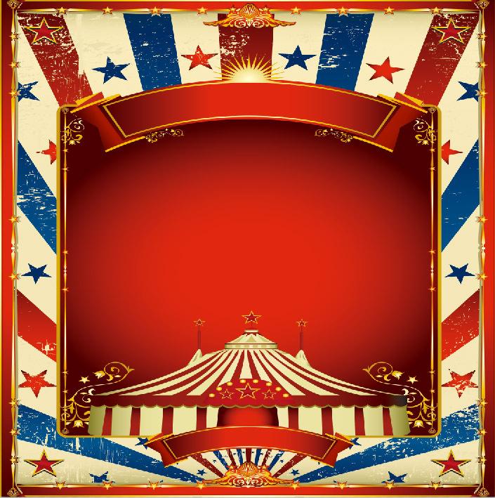 Popular Carnival Backd...