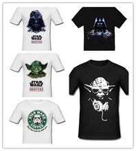 star wars darth vader male 100% cotton short-sleeve T-shirt  2013 Hot Products $14 Free Shipping$ 13.5 Free shipping