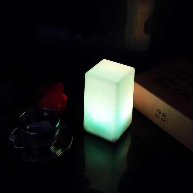 Home/Hotel decoration Color change led night light DHL free shipping(China (Mainland))