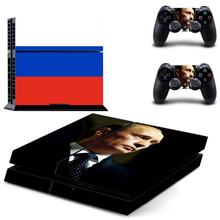 Buy Russian Putin PS4 Skin Sticker Decal Vinyl Sony PS4 PlayStation 4 Console 2 Controllers Stickers for $6.83 in AliExpress store