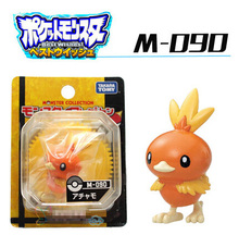 TOMY/Genuine Pocket Monster Pikachu Pokemon animal doll animal Action Figures model toy(China (Mainland))