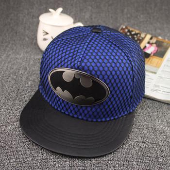 Batman Baseball Cap Hat For Men Women Casual Hip Hop Snapback Caps Hats