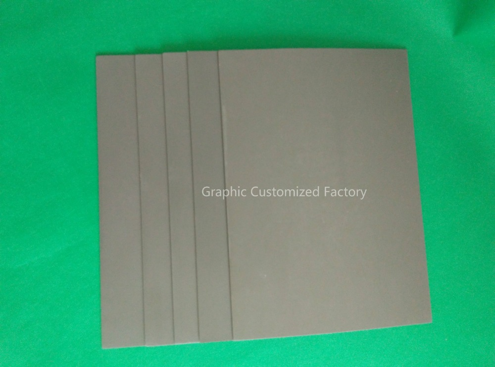 5pcs/lot A4 Rubber Sheet For CO2 Laser Engraver Cutter to Make Sealer Stamp(China (Mainland))