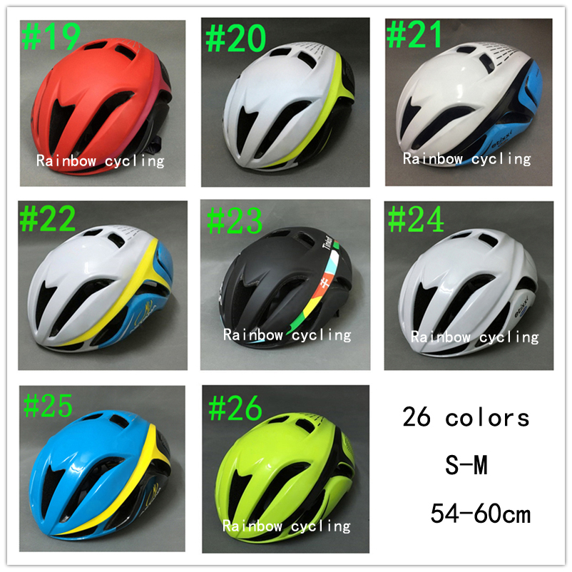 Hot sale 26 colors men and women's protone evade cycling helmets bicycle caps size 54-60cm free shipping(China (Mainland))