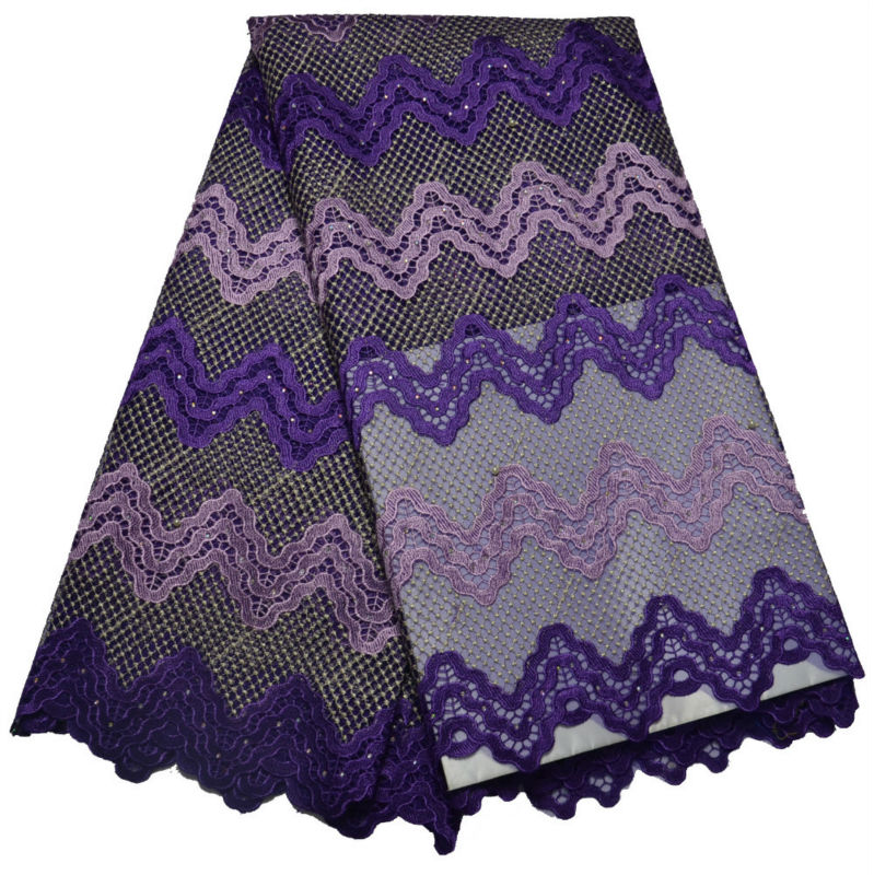 Buy 2016 hot sale african guipure lace for Wedding dress fabric store