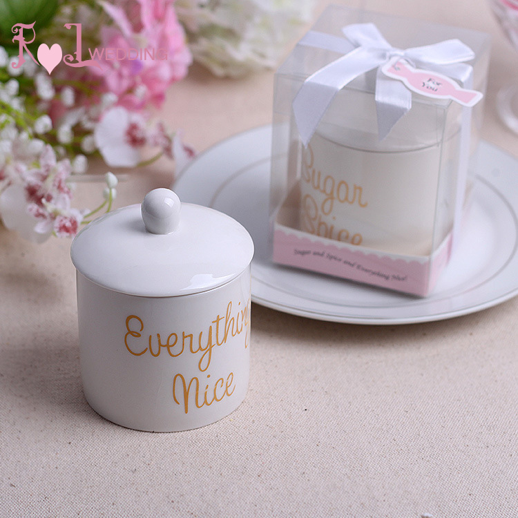 wholesale free shipping 2015 ceramic baby shower gifts and favors