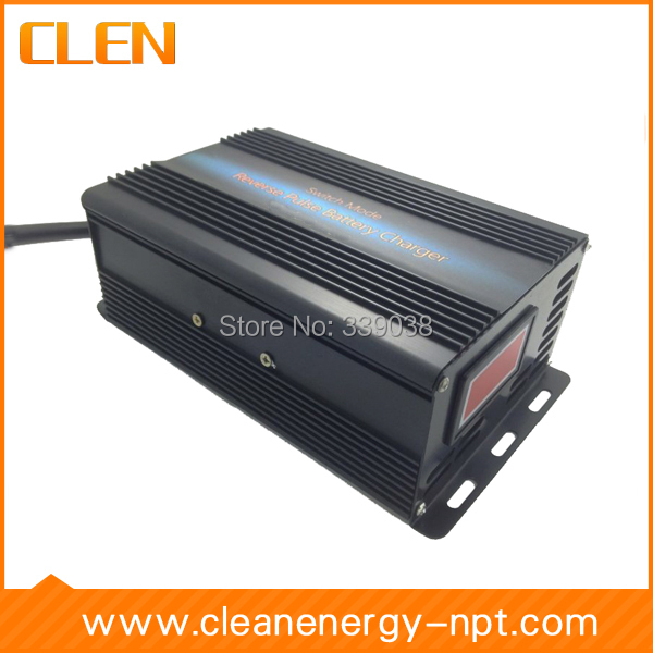 60v 5a smart gel agm lead acid battery charger car. Black Bedroom Furniture Sets. Home Design Ideas