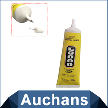 Free Shipping 110ml E8000 Clear Adhesive Sealant Glue for DIY Diamond Clothes Shoes Paste Jewelry Craft(China (Mainland))