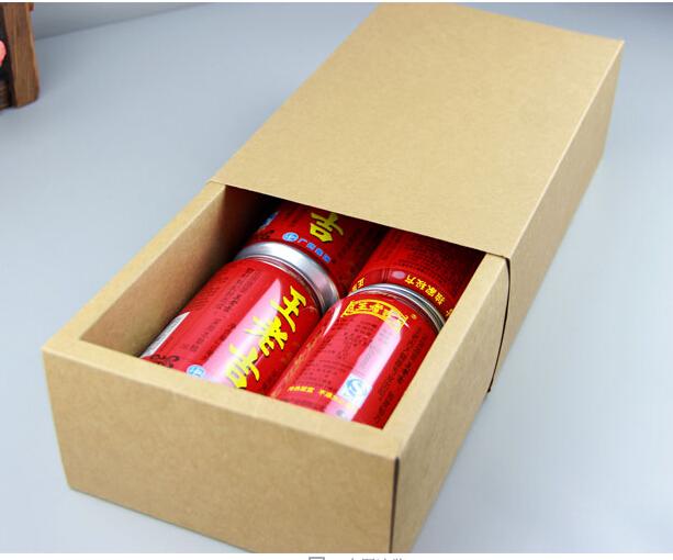 10.8*7.8*4.2cm,inner size:9*6*4cm, kraft gift box , plain cardboard boxes , packaging box(China (Mainland))