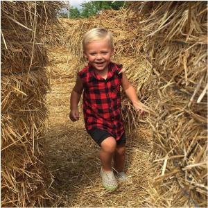 2016 Hot Sale Child Baby Kids Boys Girls Red Sleeveless T-shirt Plaid Check Tops Blouse Casual Clothes For 1-7 Years