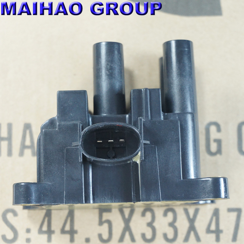 NEW Dry Ignition Coil For Mazda Tribute Mercury Ford Fiesta Mk IV Escape Focus 1130402 1119835 1075786 988F-12029AB High Quality(China (Mainland))