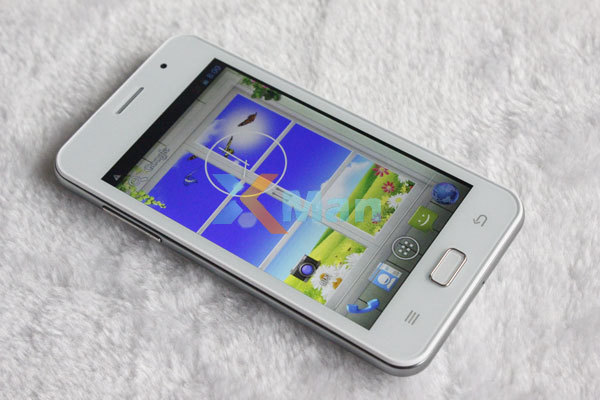 Original PULID T3 Android 4.2  MTK6572 512MB 4G ROM single core Smart phone 4.5 inch  free shipping W