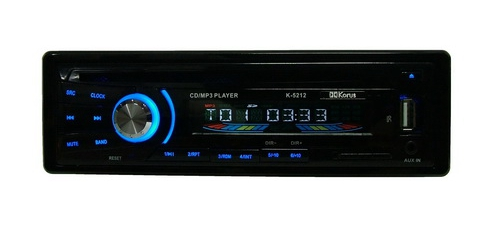 Cheap Car Soundrace P3 car CD player audio card machine U disk drive F Radio 5212(China (Mainland))