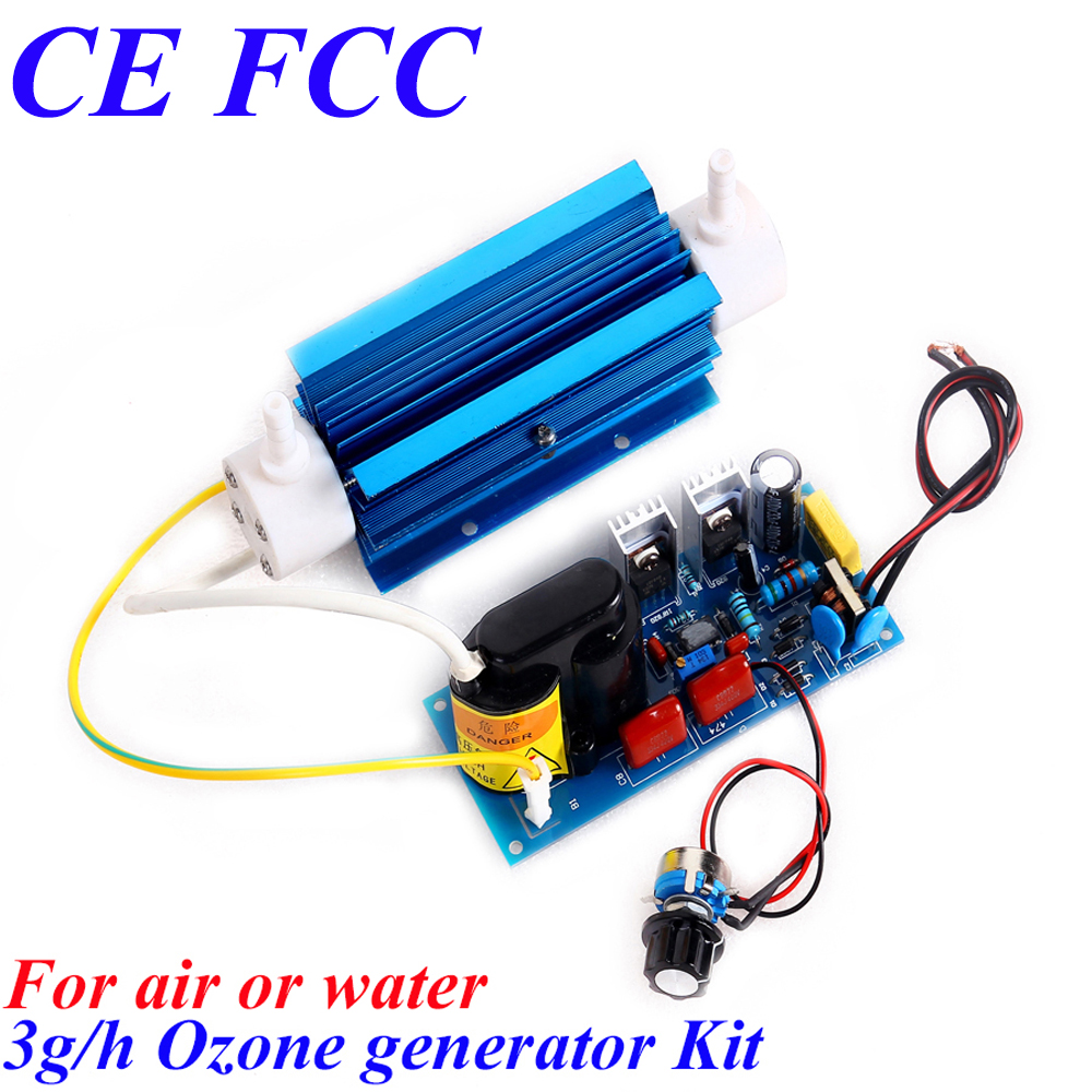 CE EMC LVD FCC ozone generator with quartz tube and stainless steel electrode<br><br>Aliexpress