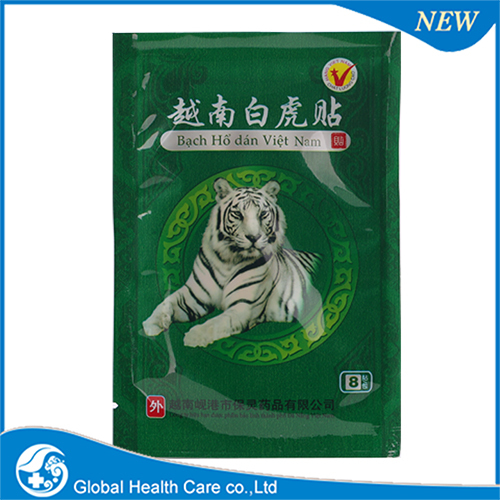 Tiger Balm Plaster Pain Relieving Plaster Muscle Back Pain Athritis Strain Rheumatism Body Massage Relaxation Health CareProduct(China (Mainland))