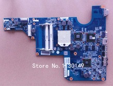100% tested original 597673-001 motherboard CQ62 G62 laptop Notebook PC Mainboard system board working perfect(China (Mainland))