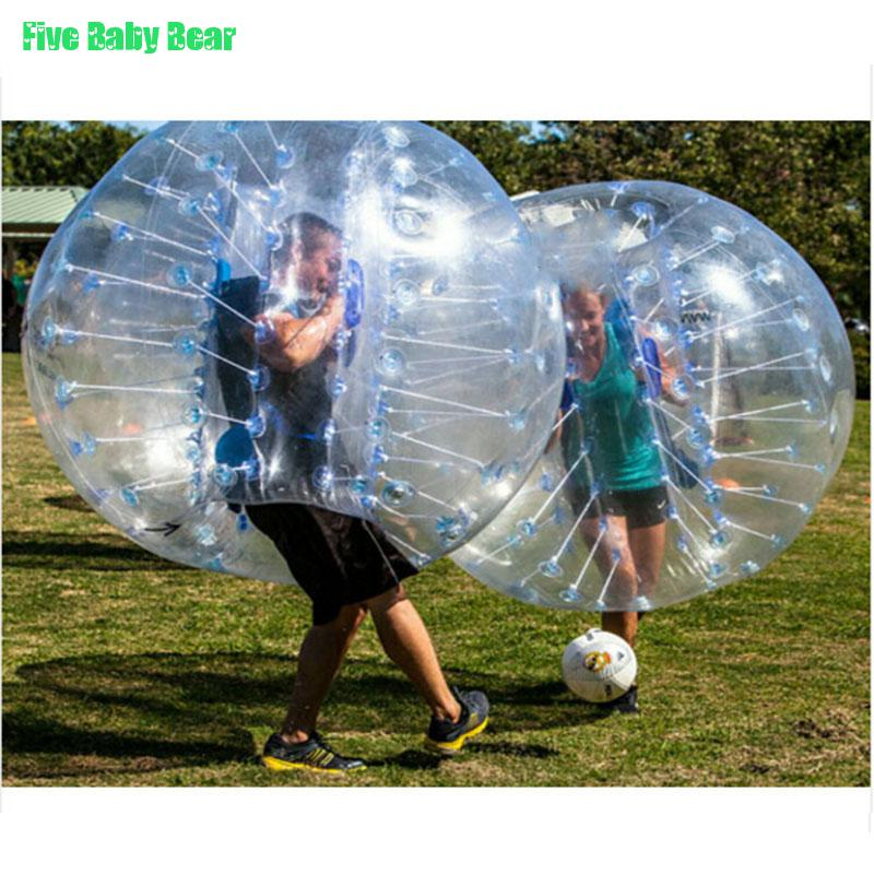 New Toy Air Bumper Ball Outdoor Fun Sports Body Zorb Ball Bubble Football Bubble Soccer Zorb Ball Inflatable Bumper Balls(China (Mainland))