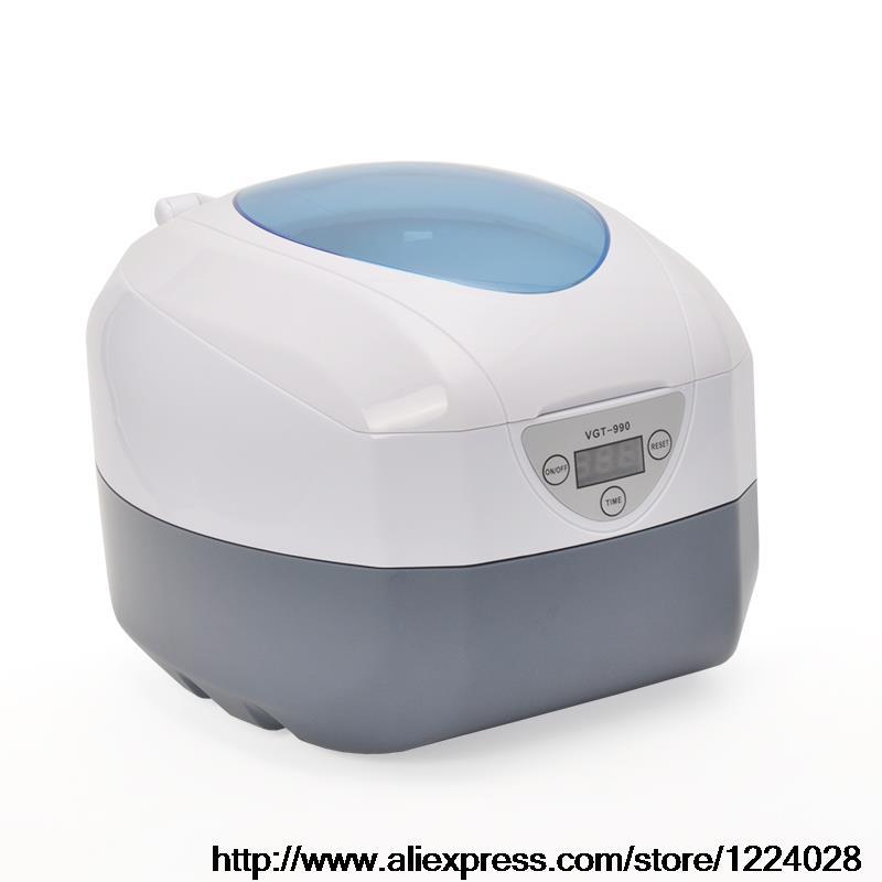 Corrado ultrasonic cleaning machine home vgt-990 machine washing glasses watch jewelry ultrasonic cleaner ultrasonic cleaner(China (Mainland))