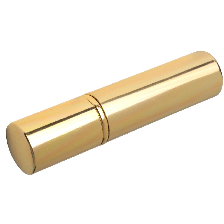 10 Pack Gold Refillable Travel Size Perfume Bottle Spray, 12ml .41oz(China (Mainland))