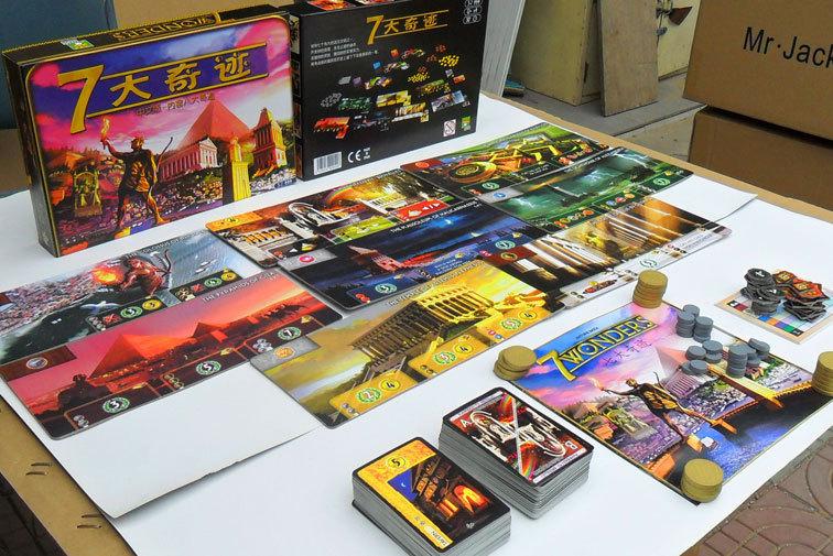 play 7 wonders board game online free