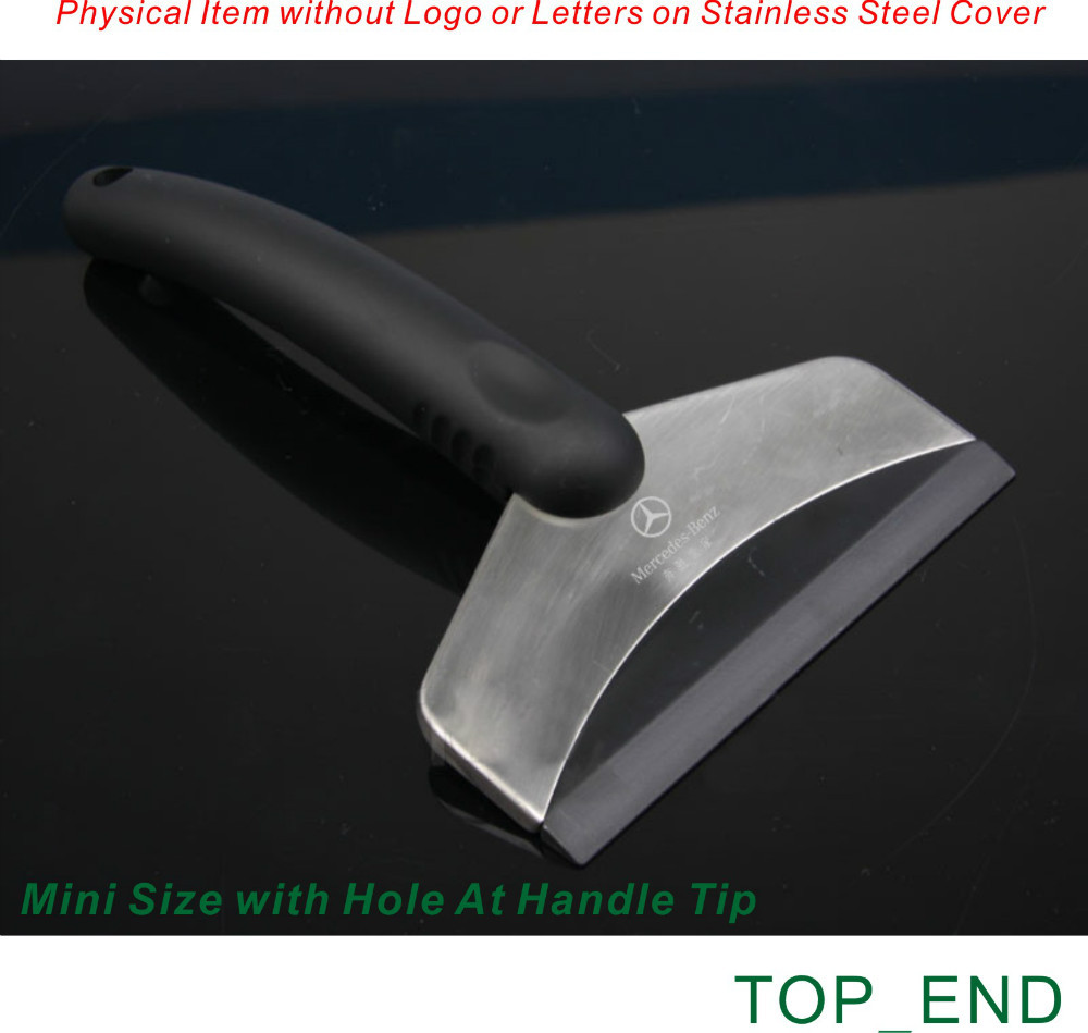 Portable Mini Size Ice Scraper,With A Hole At Handle Tip,Ice/Snow Shovel,Clean Fast & Clean,A Recommended Tool For Winter(China (Mainland))