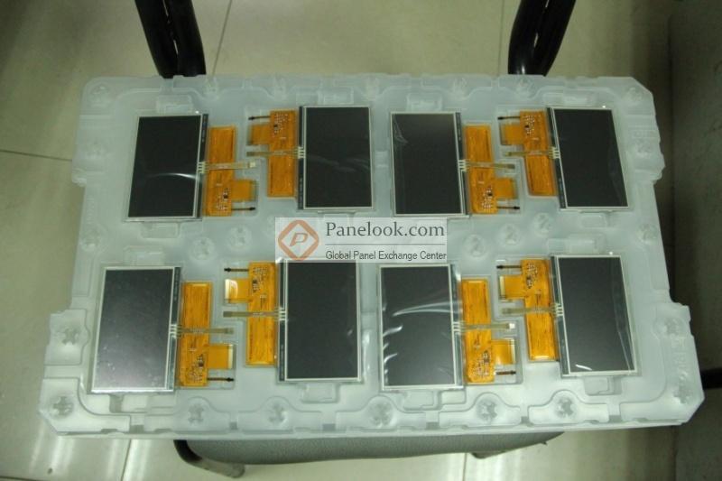 4.3 Inch LCD Panel LQ043T1DG03B LCD Display 480 RGB*272 LED LCD Screen 1ch 8-bit 600 cd/m2(China (Mainland))