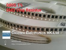 full reel 1% 0805 11R 11 OHMS 1/8W SMD Chip Resistor 5000pcs/reel YAGEO New Original Fixed - ICchip Supply store