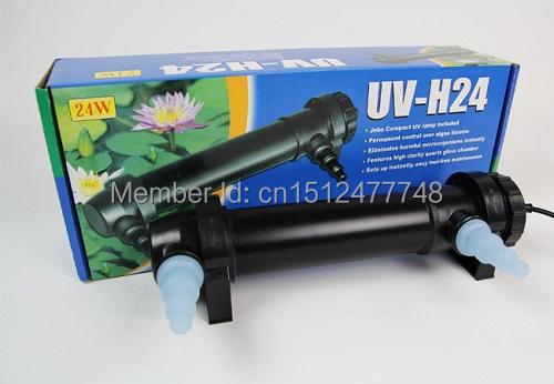 Jebo 24w Wattage Uv Sterilizer Lamp Light Ultraviolet