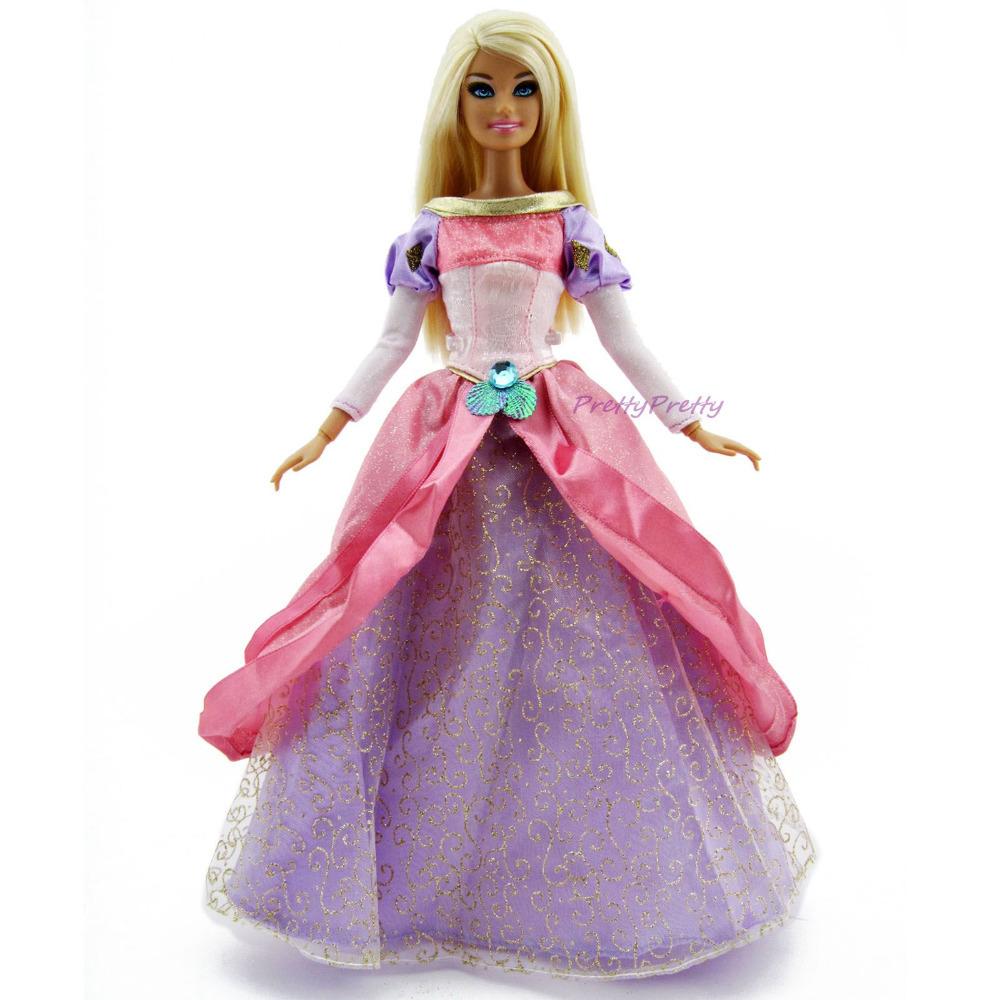 Original Barbie Doll Clothes 5 Set Original Princes...