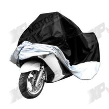 L Size All Weather Universal Motorcycle Waterproof Cover For All Brand Sports Street Bikes 220*95*110cm