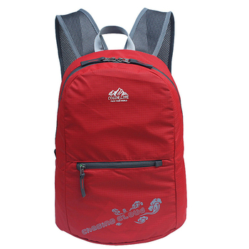 supper light collapsible cycling bags/ride pack waterproof sport  travel backpack laptop backpacks for women/men student bag