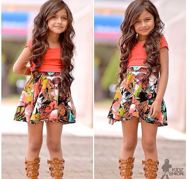 Fashion Clothes For Kids Girls