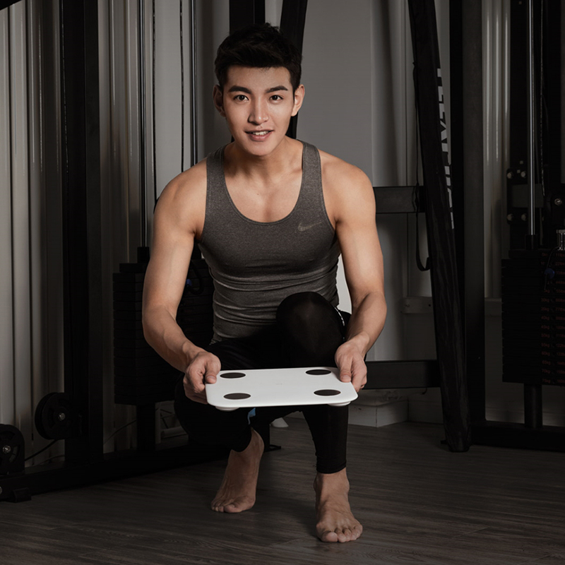 image for Xiaomi Mi Smart Body Fat Scale With Mifit APP & Body Composition Monit