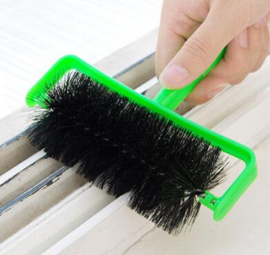 Blind nylon roller brush screen dust cleaner(China (Mainland))