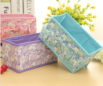 1PCS Multifunctional Cosmetic private Storage Box  cosmetic box jewelry box small objects pouch AE03206