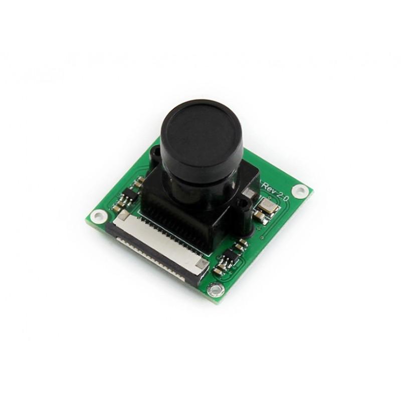 Waveshare Raspberry Pi Camera (B) Module Adjustable-focus 5 MP OV5647 Sensor Camera Module Kit For Raspberry Pi 3 B/ 2 B/ B+ A+(China (Mainland))