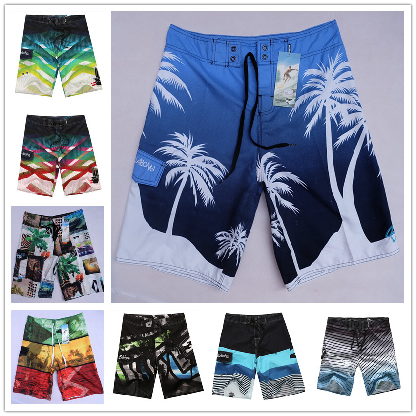 Wholesale prices 2015 aussie brand bilabong shorts men swimwears bermuda masculina swimsuit boardshorts surf board swimming(China (Mainland))