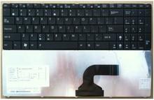 Новый оригинальный сша черный клавиатура для Asus X52 X52F X52J X52N X52JR X52DE X55 X55A X55C X55U G72 G73 G72X G73J