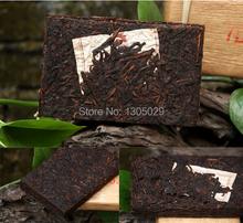 New Promotion 20 Years Old Shu Brick Puer Tea Yunnan Original Pu Er Tea Ripe Pu